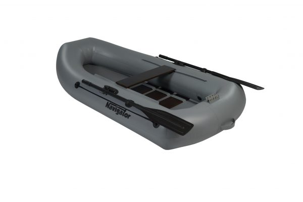 Inflatable Rowing Boat Navigator LG 250 back