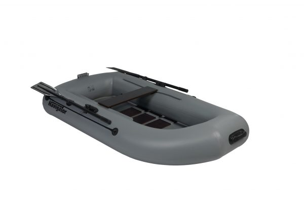 Inflatable Rowing Boat Navigator LG 250 from above