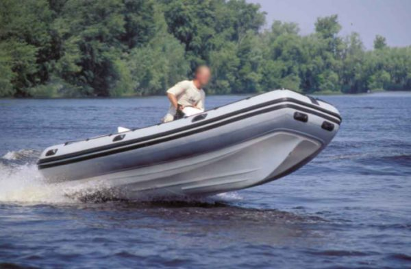 5 meters rigib inflatable boat 16.4 ft
