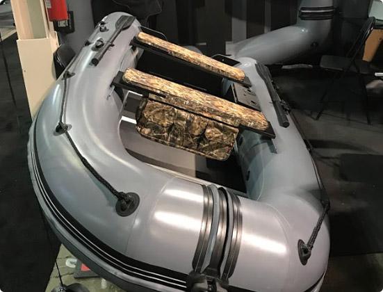 Customization option for Navigator Inflatable Boats