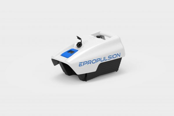 epropulsion electric outboard motor battery