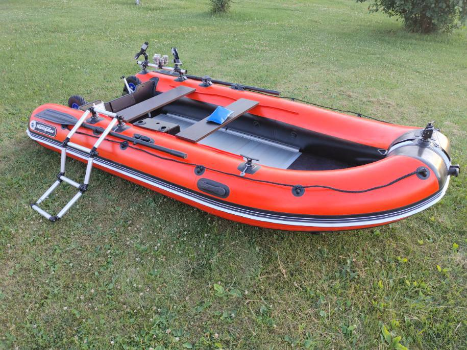 Most Necessary PVC Inflatable Boat Accessories