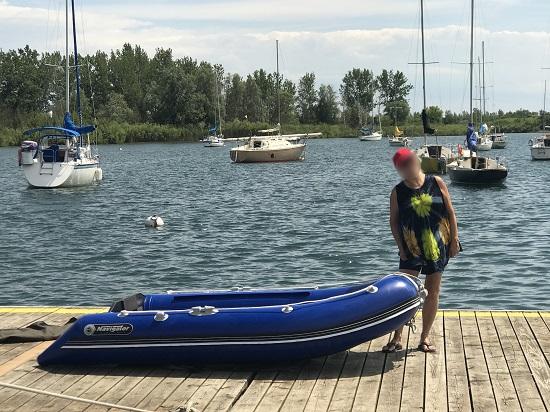 Buy Inflatable Boat in Winnipeg