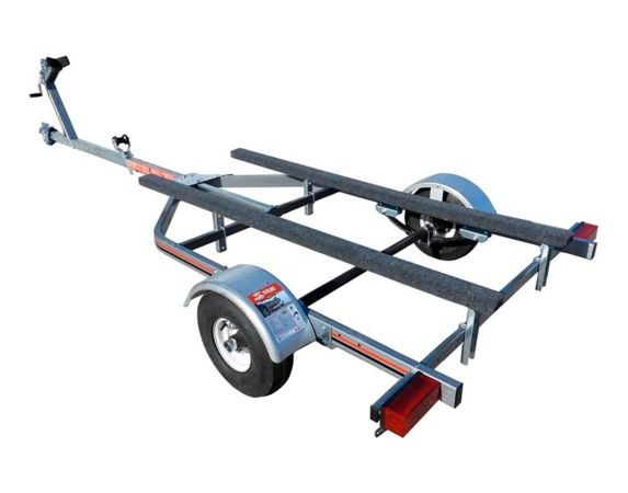 Galvanized Steel Inflatable Boat Trailer for Sale in Canada