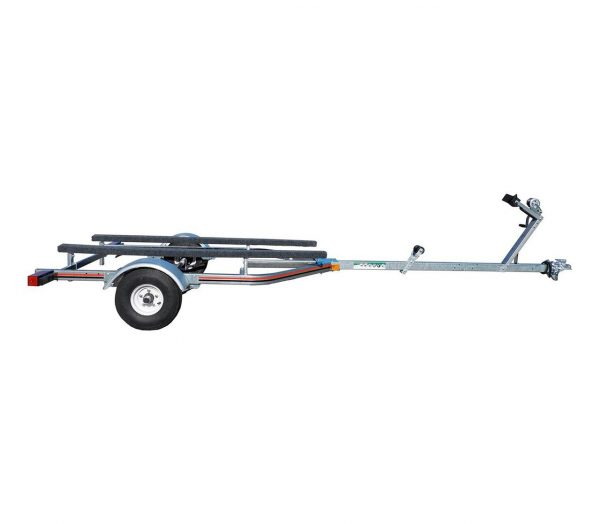 Galvanized Steel Inflatable Boat Trailer for Sale