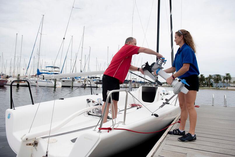 inflatable boat outboard motor electic electro solar energy eco friendly epropulsion spirit 1.0 evo