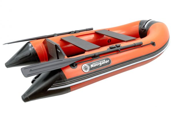 inflatable boat navigator lp240bk for sale