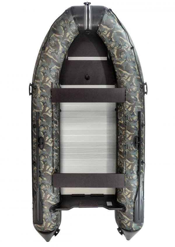 inflatable boat with aluminium floor navigator lk