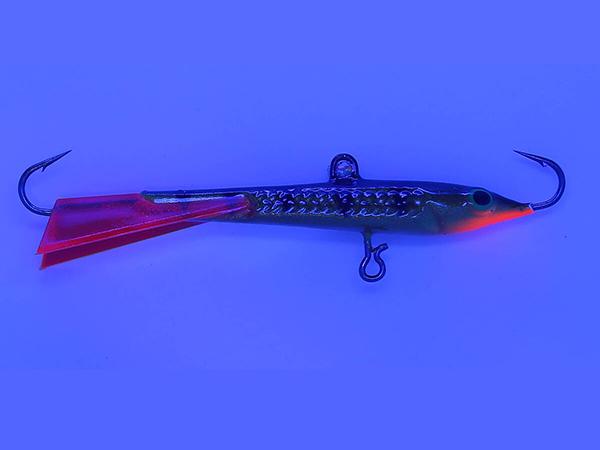 Jig bait New Colour #16 plate