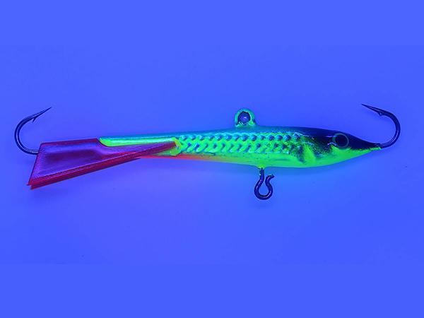 Jig bait New Colour #31 plate