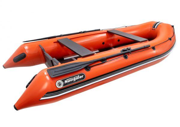 lk330 inflatable boat navigator for sale hard deck with keel motor boat power