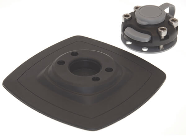 Buy Lock and reinforced mounting platform for installation on FASTen inflatable board [FMp225]