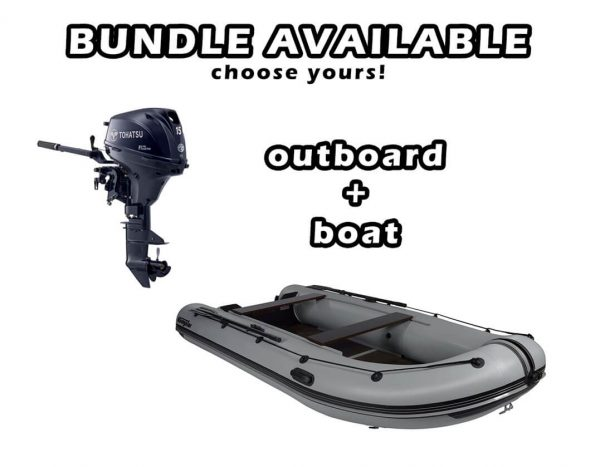 Buy outboard and boat Ontario Canada