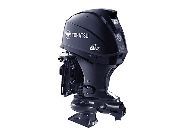 Tohatsu 40hp JET 4-Stroke outboard motor for Sale in Toronto, Ontario, Canada
