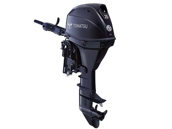Tohatsu 25hp 4-Stroke (MFS25C) outboard motor for Sale in Toronto, Ontario, Canada