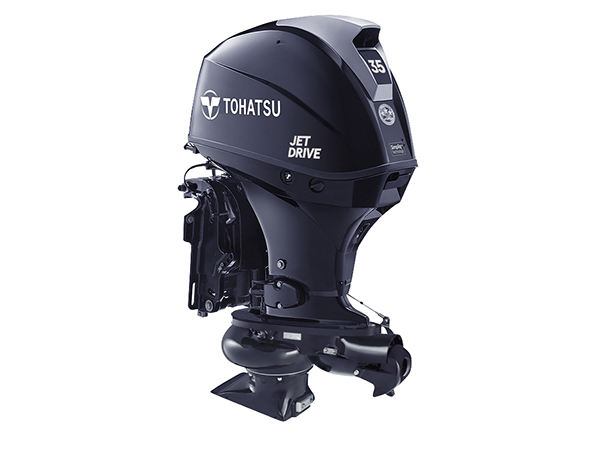 Tohatsu 35hp JET 4-Stroke outboard motor for Sale in Toronto, Ontario, Canada