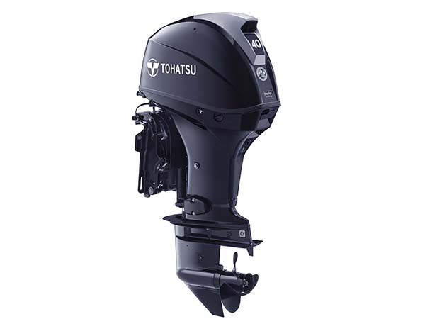 Outboard Tohatsu 40hp 4-Stroke MFS40A for sale in Ontario Canada