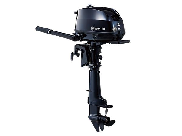 Tohatsu 4hp 4-Stroke (MFS4D) outboard motor for Sale in Toronto, Ontario, Canada