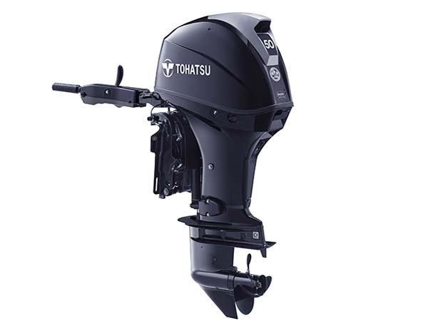 Tohatsu 50hp 4-Stroke (MFS50A) outboard motor for Sale in Toronto, Ontario, Canada