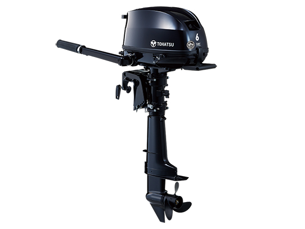 Tohatsu 6hp 4-Stroke (MFS6D) outboard motor for Sale in Toronto, Ontario, Canada