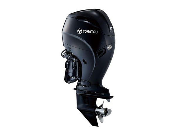 Tohatsu 90hp 4-Stroke (MFS90A) outboard motor for Sale in Toronto, Ontario, Canada