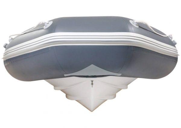 rib boat with keel for sale