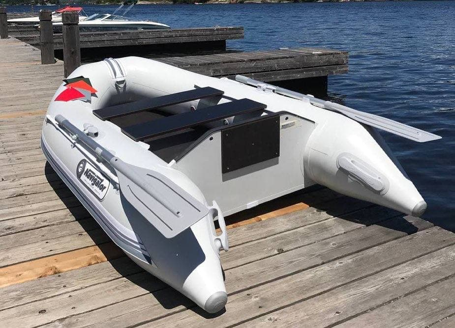 Inflatable Boat from PVC
